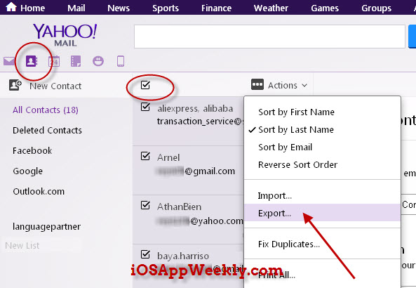 how to open jpg file on incoming yahoo email